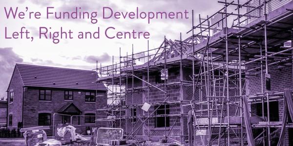 Self-Build development loan