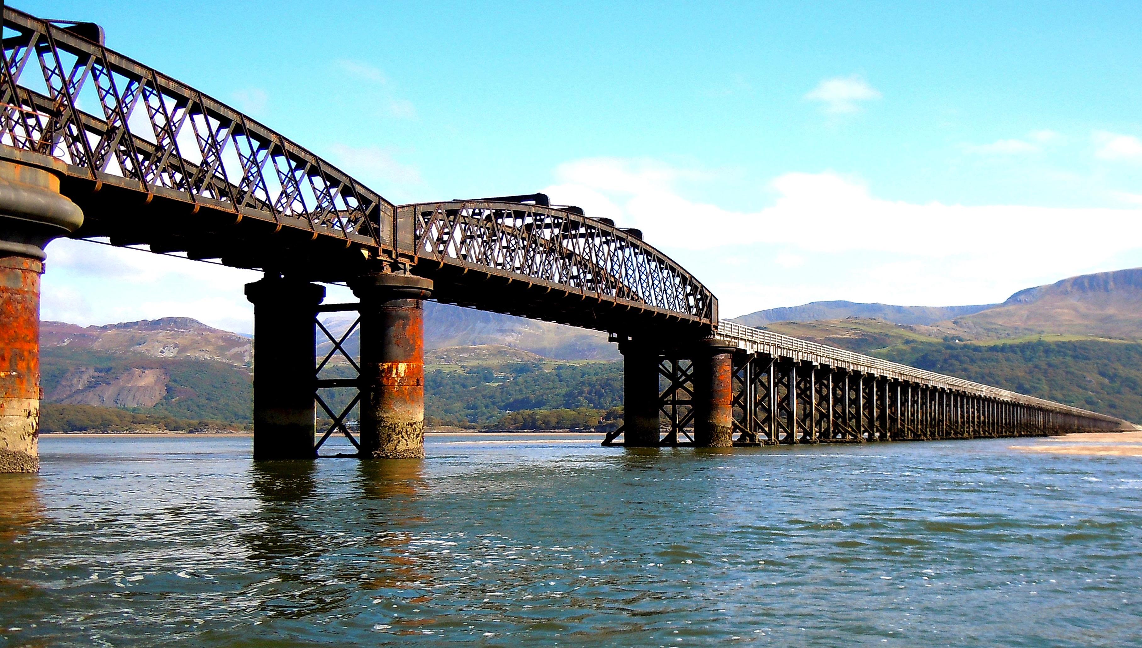 Cheaper than bridging