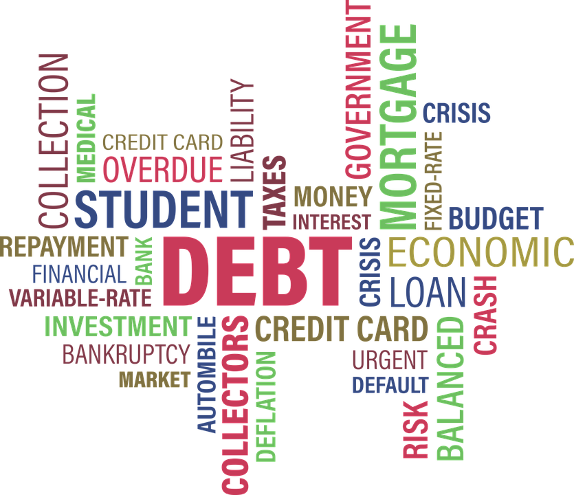 clear credit debt